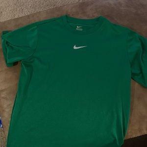 Boys Nike Dryfit shirt